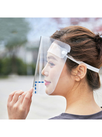 Экран защитный для лица медицинский