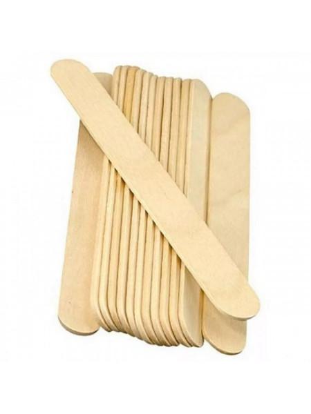 Шпатель деревянный, шлифованный, нестерильный 150х18х1,8