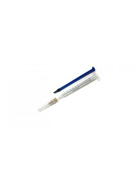 Шприц 1 мл инсулиновый U-100 с иглой 0,45х10 мм